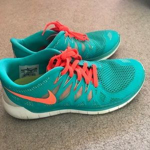 Nike Free's shoes